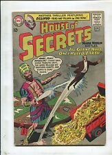 House Of Secrets #71 ~ The Giant Who Once Ruled Earth! ~ (Grade 6.0)WH