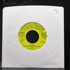 "H. Craft - Laverne / Possum Gravy 7"" Vg Vinyl 45 Golden Throat Gt 2001 Usa"