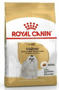 Royal Canin Maltese Adult Dry Food For Dogs 500g/1.5kg FREE SHIPPING