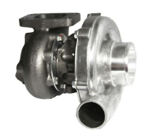 EMUSA Billet Wheel T3/T4 Hybrid Turbo Charger .50 A/R Compressor .63 A/R Turbine