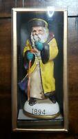 "Christmas Reproductions Inc. Memories of Santa 1894 Figure Ornament Vintage 5"""