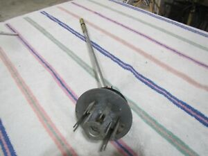 1958 Edsel Teletouch push button selector assy