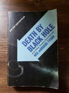 Death By Black Hole by Neil DeGrasse Tyson Signed copy