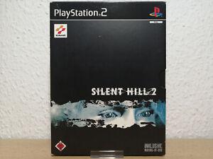 PS2 Silent Hill 2 Special Edition komplett Pappschuber Anleitung TOP ZUSTAND!