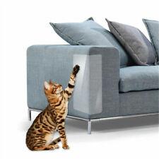 2* Pet Cat Scratch Guard Mat Cats Scratching Post Furniture Sofa Claw Protector