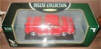Road Signatue Deluxe Collection 1966 Volkswagen Karmann Ghia 1/18 Diecast NIB