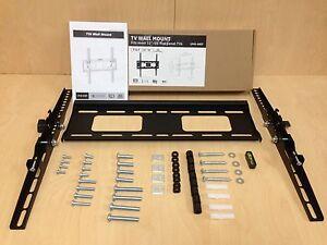 """Durable LP42-44ST Economy Heavy-duty Tilt 32""""-55"""" LED, LCD Flat TV Wall Mounts"""