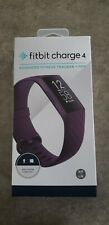BRAND NEW FACTORY SEALED FITBIT CHARGE 4 ADVANCED FITNESS TRACKER + GPS ROSEWOOD