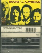 K7 AUDIO - THE DOORS : L.A. WOMAN / TAPE