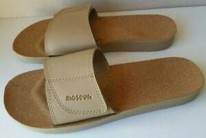 Maseur Sandals Original Gentle Massage (Unisex) Size 10 - 43 Euro Beige