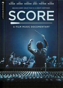 Score: A Film Music Documentary - (DVD)
