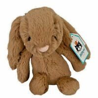 Jellycat I am SMALL Bashful Biscuit Bunny Soft Toy Comforter Newborn Baby Gift