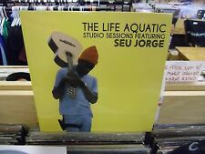 Seu Jorge The Life Aquatic 2x LP NEW CLEAR Colored [David Bowie Covers]