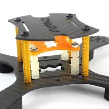 New Q-ONE180mm Full Carbon Fiber 4-Axis Quadcopter Frame Kit For FPV RC Racer
