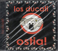 "LOS DUCATI ""OSTIA!"" ULTRA RARE SPANISH CD / ROCK PUNK MOJINOS ESCOZIOS"