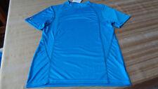Holloway Sportswear  MEN'S -BLUE -medium M -   DRY EXCEL-  Shirt S/S - NEW -