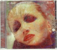 "MINA "" IN DUO  "" CD SIGILLATO CAPITOL EMI ITALY RARO 2003"