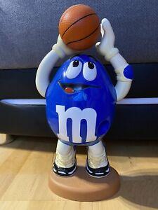Alter M&M Spender Blau Basketball