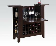 Acme Furniture 97010 Nelson Wine Bar, Wenge