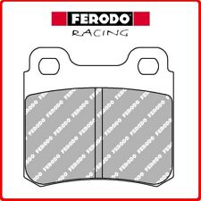 FCP586H#9 PASTIGLIE FRENO POSTERIORE SPORTIVE FERODO RACING OPEL Vectra (A) 1.8