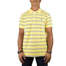 Marlboro Polo T-Shirt tg.L Uomo Col. Giallo |Occasione -43% |