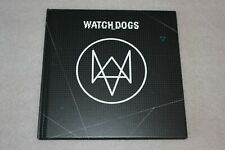 Watch Dogs 1 Artbook Hardcover Collectors Edition NEW