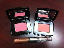 2 Lancome Blush Subtil, 1 Clinique Lipstick