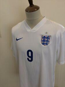 ENGLAND FOOTBALL SHIRT SIZE XL STURRIDGE