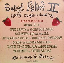 SWEET RELIEF II POSTER, GRAVITY OF THE...  (SQ41)