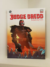 The Judge Dredd Roleplaying Game, Hardcover, D20 System, RPG