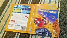 BOX ART ONLY Burning Force Original Sega Genesis Case Sleeve
