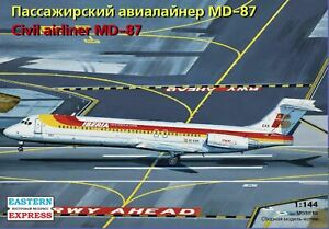 Eastern Express 1/144  MD-87 Iberia Airlines EE144110