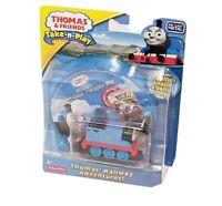 NEW SEALED FISHER PRICE THOMAS & FRIENDS TAKE-N-PLAY PORTABLE RAILWAY THOMAS CD