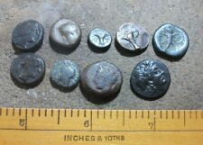 Fabulous LOT OF  RARE ANCIENT GREEK COINS.