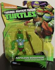 Teenage Mutant Ninja Turtles Napoleon Bonafrog Youngest Mutant Ninja Frog NIP