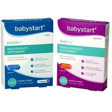 Fruchtbarkeit Vitamin ErgäNzungsmittel männliche & weibliche Packs - 60 Tabletten ein Monat Angebot