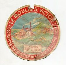 FROMAGE CAMEMBERT LE MOULIN ST VICTOR