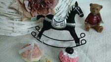 Figuras decorativas comedores animales de metal para el hogar