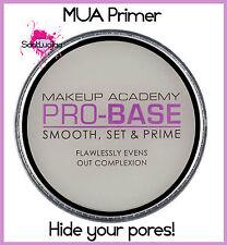 MUA MAKEUP Academia Pro-Base Set Suave & Prime primer Poreless ocultar los poros Zit