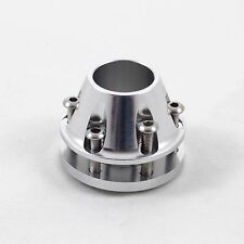 Aluminum Pipe Fix Mount for 16mm End Of Gas Engine Pipe RC Boat