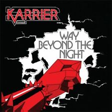 KARRIER-Way Beyond The Night CD Voltz,Urchin,Virtue,Randy,Satan,Slander,Private