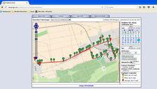 3 Jahre Onlinezugang GPS Trackerplattform für TK102 TK103 TK104 COBAN