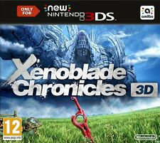 XENOBLADE CHRONICLES 3DS NUEVO PRECINTADO TEXTOS CASTELLANO NDS3