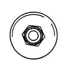 NEW PRIME LINE PACK (2) M 6000 TUB SHOWER DOOR ROLLER WHEELS SALE 5385844