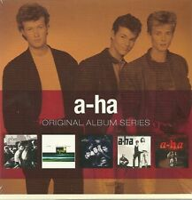 5 CD-BOX (NUOVO!). a-ha - 5 album originale (Take On Me/Best of 80s AHA mkmbh 170