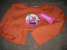 NWT gymboree mix and match kitty cat shirt top 12 18 m