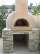 10 SETS OF PLANS & INSTRUCTIONS ON BUILDING WOOD FIRE OVEN WOOD FIRED PIZZA OVEN