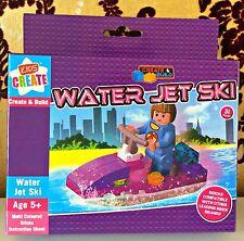 Kids Create Water Jet Ski