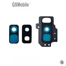 Cristal Camara Marco Frame Camera Glass Adhesivo Sticker Samsung S9 Plus G965