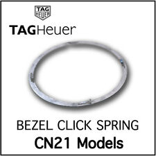 Rotating Bezel Click Spring Stainless Steel Swiss Made For TAG Heuer CN21 Models